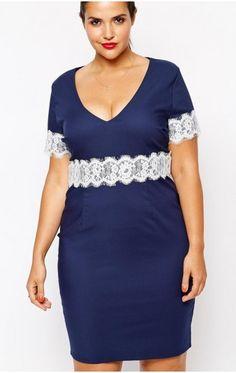 Pleasures Plus Size Dress Rf821778 - Preço: 24,50€ | Contacte-nos +351 916.454.354; +351 965.234.991