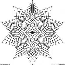 Coloring Pages: Coloring Flower
