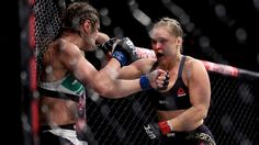 Watch Ronda Rousey vs. Bethe Correia full fight video highlights online (YouTube) from last night (Aug. 1, 2015) in UFC 190's main event inside HSBC Arena in Rio de Janeiro, Brazil, featuring the incredible 34-second first round knockout finish.