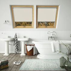 Need Shower Proof Beige Blinds, Waterproof mould resistant for Roto skylight windows? Our own brand blinds are fully compatible with Roto loft windows. Blinds For Velux Windows, Skylight Blinds, Skylight Window, Roof Window, Window Blinds, Bathroom Blinds, Kitchen Blinds, Waterproof Blinds, Waterproof Fabric