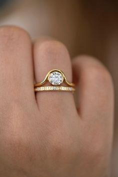 Our unique morganite engagement ring set is handmade in expert detail. This rose gold ring set features a luxurious morganite engagement ring with floral accents along either side of the band. A sprinkle of diamonds accentuate the large focal 1 carat Gold Engagement Rings, Diamond Wedding Rings, Bridal Rings, Diamond Rings, Wedding Gold, Moon Wedding, Oval Diamond, Vintage Diamond, Wedding Sets
