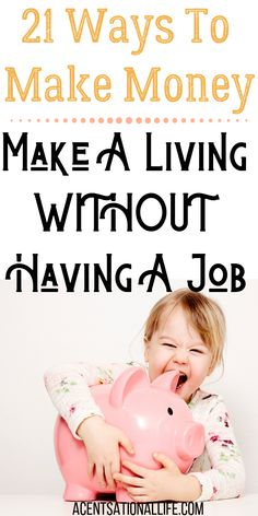 21 Ways To Make Money Without A Job! Simple Ways To Make Money That Most People Have Never Thought Of! Make money from home Earn Money Online, Make Money Blogging, Make Money From Home, Money Tips, Way To Make Money, Money Saving Tips, How To Make, Ways Of Making Money, Money Fast
