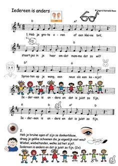 E-mail - Sonja Aerts - Outlook Music For Kids, Kids Songs, Elmer The Elephants, Music Letters, Learn Dutch, Teaching Social Skills, Leader In Me, 7 Habits, School Themes