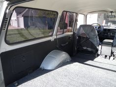 FJ60 Door Panels: Customizable and Affordable | IH8MUD Forum - lots of space for a custom third row.