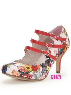 f265978405e Joe Browns Joe Browns Fabulous And Floral Shoes
