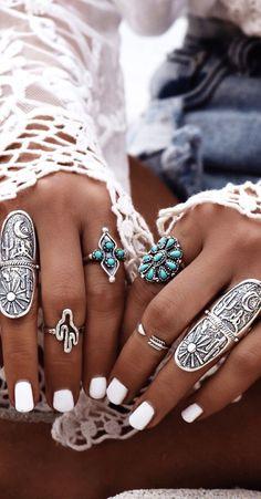*** Unbelievable discounts on amazing jewelry at http://jewelrydealsnow.com/?a=jewelry_deals *** ≫∙∙☮ Bohème Babe ☮∙∙≪• ❤️ Babz™ ✿ιиѕριяαтισи❀ #abbigliamento #bohojewelry #boho