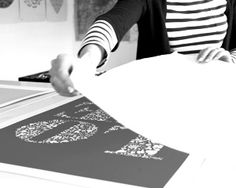 Bold & Noble | Hand-pulled screen prints, lovingly made in England
