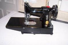 Online Shop Machines For Sale | Singer 222k Featherweight Sewing