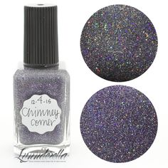 Lynnderella Limited Edition Nail Polish—December 4. Chimney Corner #Lynnderella