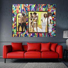 Ayna (Mirror) by Hüseyin Ak Tuval Üzerine Yağlı Boya / #OilonCanvas  175cm x 150cm  #gallerymak #sanat #resim #tablo #ressam #tasarim #elyapimi #sergi #gununkaresi #sevgililergunu #istanbul #finearts #contemporaryart #modernart #painting