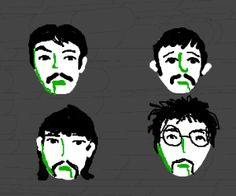 the beatles.zombiefied drawing by tydlitadytydlitam - Drawception Funny Drawings, Easy Drawings, Drawing Games, The Beatles, Pictures, Fictional Characters, Photos, Fun Drawings, Fantasy Characters