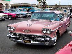 Pretty in pink. My granddaddy had one back in the day.
