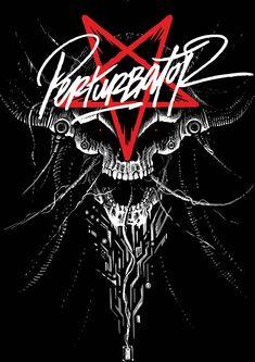 Perturbator by SergiyKrykun.deviantart.com on @DeviantArt