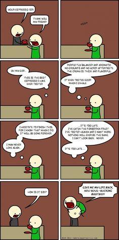 The Perfect Espresso #humor #lol #funny