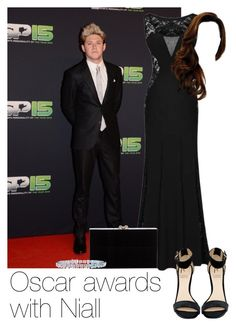 REQUESTED: Oscar awards with Niall by style-with-one-direction on Polyvore featuring polyvore fashion style Rihanna For River Island Charlotte Olympia Tiffany & Co. clothing OneDirection 1d NiallHoran niall horan one direction 1d