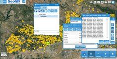 Representando Espacios Agroforestales desde SIG Web con GeoWE