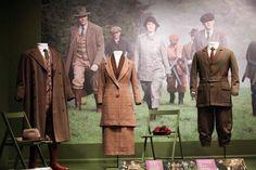 delaware downton abbey costume exhibit -