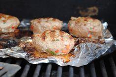 Cilantro Chili Turkey Burgers - Fit Foodie Finds