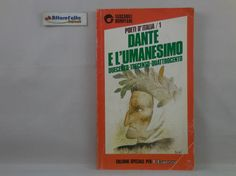 J 5593 LIBRO POETI D'ITALIA 1 DANTE E L'UMANESIMO '200 '300 '400 A CURA DI ENZO GOLINO 1989 - http://www.okaffarefattofrascati.com/?product=j-5593-libro-poeti-ditalia-1-dante-e-lumanesimo-200-300-400-a-cura-di-enzo-golino-1989