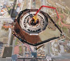 ESPECIESdeESPACIOSenCONSTRUCCIÓN: TURNING TORSO, Santiago Calatrava