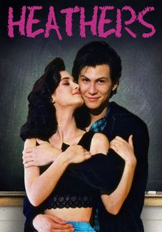Heathers (1989) Veronica Sawyer hates the girls in her popular clique. Enter mysterious newcomer J.D., who offers her the perfect -- albeit deadly -- solution to end the Heathers' social tyranny in this cult-favorite black comedy.