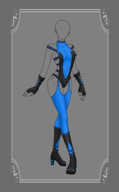 Adoptable: Clothing: 326 (CLOSED) auction by Biological-Solutions