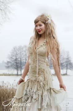 The Dance Of Zephyr Dress by Moonalia on Etsy. amazing