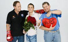 Orsolics und Co. suchen die Liebe. Eine meiner Lieblingssendungen. Sports, Love, Hs Sports, Sport