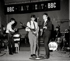The Beatles in BBC