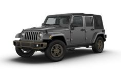 2016 WRANGLER UNLIMITED 75TH ANNIVERSARY EDITION