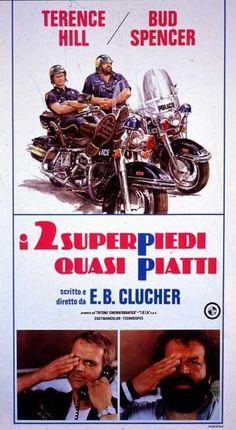 I due superpiedi quasi piatti (1977) | FilmTV.it