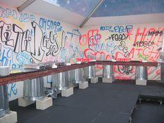 Props & Themed Decor - Graffiti