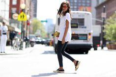 120 Formas De Usar Anteojos De Sol Como Una Estrella Del Streetstyle (via Bloglovin.com )