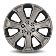 Escalade 22in Wheels, CK164 SEY, SINGLE:Personalize your Escalade with these 22-Inch GM Accessory Wheels. Use only GM-approved wheel and tire combinations.