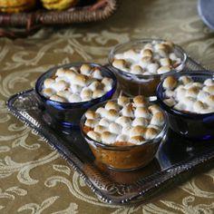 Individual Sweet Potato Casseroles #KraftEssentials #cbias #shop