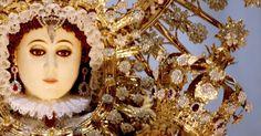 Nuestra Senora del Santisimo Rosario de La Naval de Manila   The Image of Nuestra Señora del Santísimo Rosario de La Naval de Manila (coll...