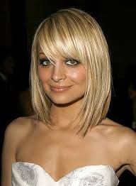 shoulder length straight - Google Search