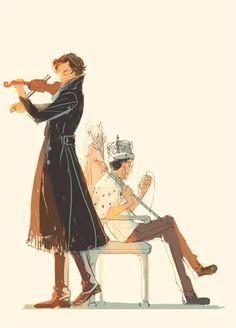 Sherlock | Moriarty