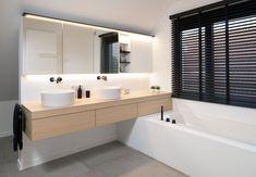 Architecture Bathroom, Hall Bathroom, House Bathroom, Bathroom Furniture, Bathroom Toilets, House Interior, Bathroom Interior, Bathroom Inspo, Contemporary Bathroom Designs