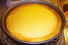 Ultra delicious cream cake by utelr Brunch Recipes, Cake Recipes, Cream Cake, Flan, Mac And Cheese, Cornbread, Cheesecakes, Crepes, Food And Drink
