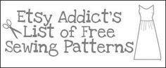 Free Sewing Patterns by catotushek