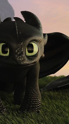 My favourite of all😇😆😘😙 Toothless Dragon, Hiccup And Toothless, Toothless Tattoo, Toothless Cake, Httyd Dragons, Cute Dragons, How To Train Dragon, How To Train Your, Toothless Wallpaper