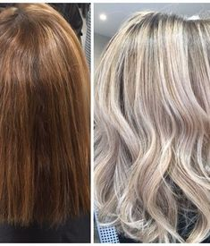 CONVERSION: From Warm to Cool - Hair Color - Modern Salon