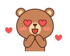 Cute Love Memes, Cute Love Gif, Cute Love Cartoons, Cute Cat Gif, Cute Bear Drawings, Sexy Drawings, Trippy Gif, Love You Gif, Wonder Art