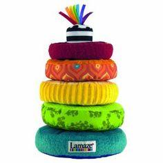 Pusat Grosir Mainan Anak Murah Surabaya - Lamaze Rainbow Penumpukan Rings Toy Developmental | Pusat Mainan Bayi Terbesar dan Terlengkap Se indonesia