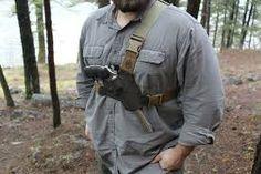 chest holster alaska - Google Search