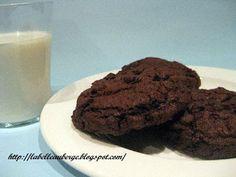 La Belle Auberge: Biscotti al cioccolato buonissimi (by Nigella Lawson)