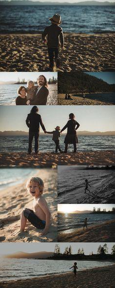 Kurt {Family} Lake Tahoe
