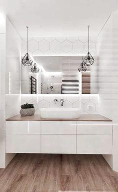 Trendy Bathroom Shower Organization Kitchens Ideas – Home Decor On a Budget Bathroom Bathroom Shower Organization, Trendy Bathroom, Modern Bathroom Design, Shower Organization, Bathroom Interior, Small Bathroom Vanities, Bathroom Design Small, Bathroom Shower, Luxury Bathroom