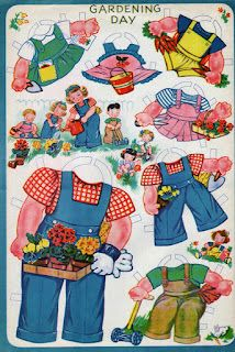 Nancy and Her Dolls Clothes